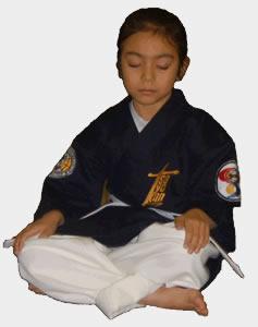 Sevim Alemdag in Duru Goru (initial clearance / meditation)